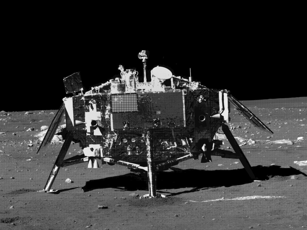 Chang'e 3 data: Rover Panoramic Camera
