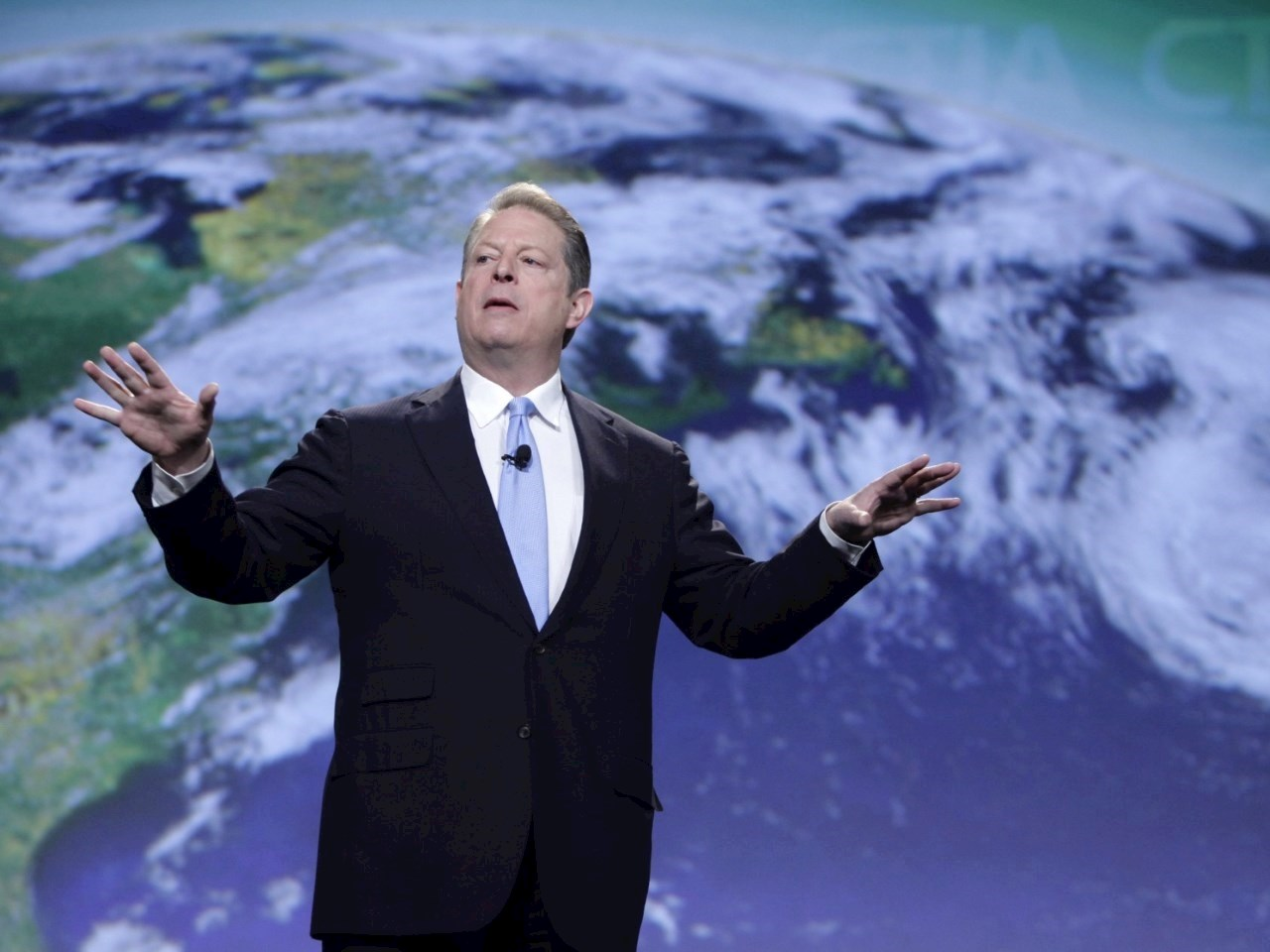 Al Gore Predicted Arctic Summer Ice Could Disappear In 2013