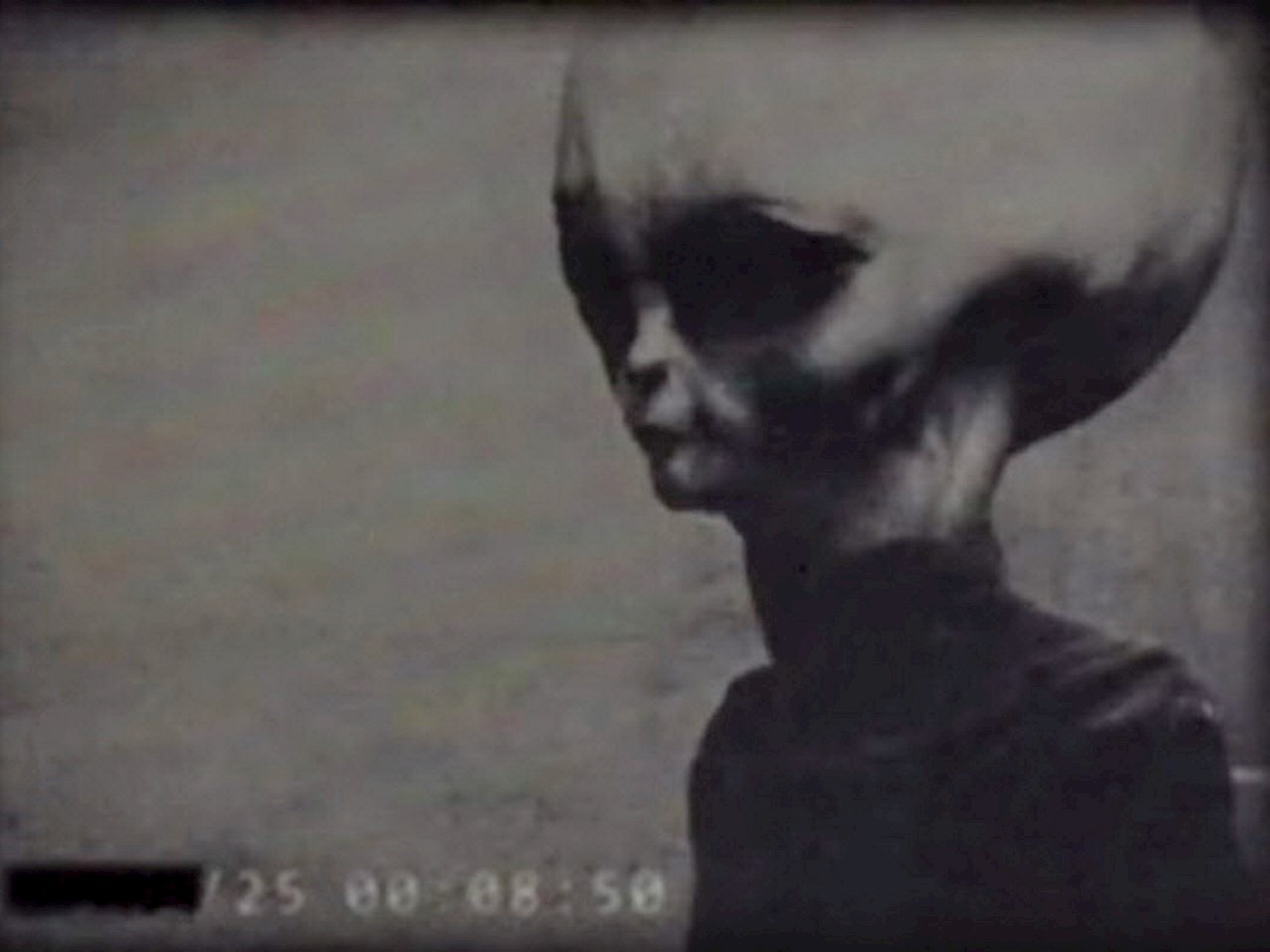 Grey alien from the Zeta Reticuli star system