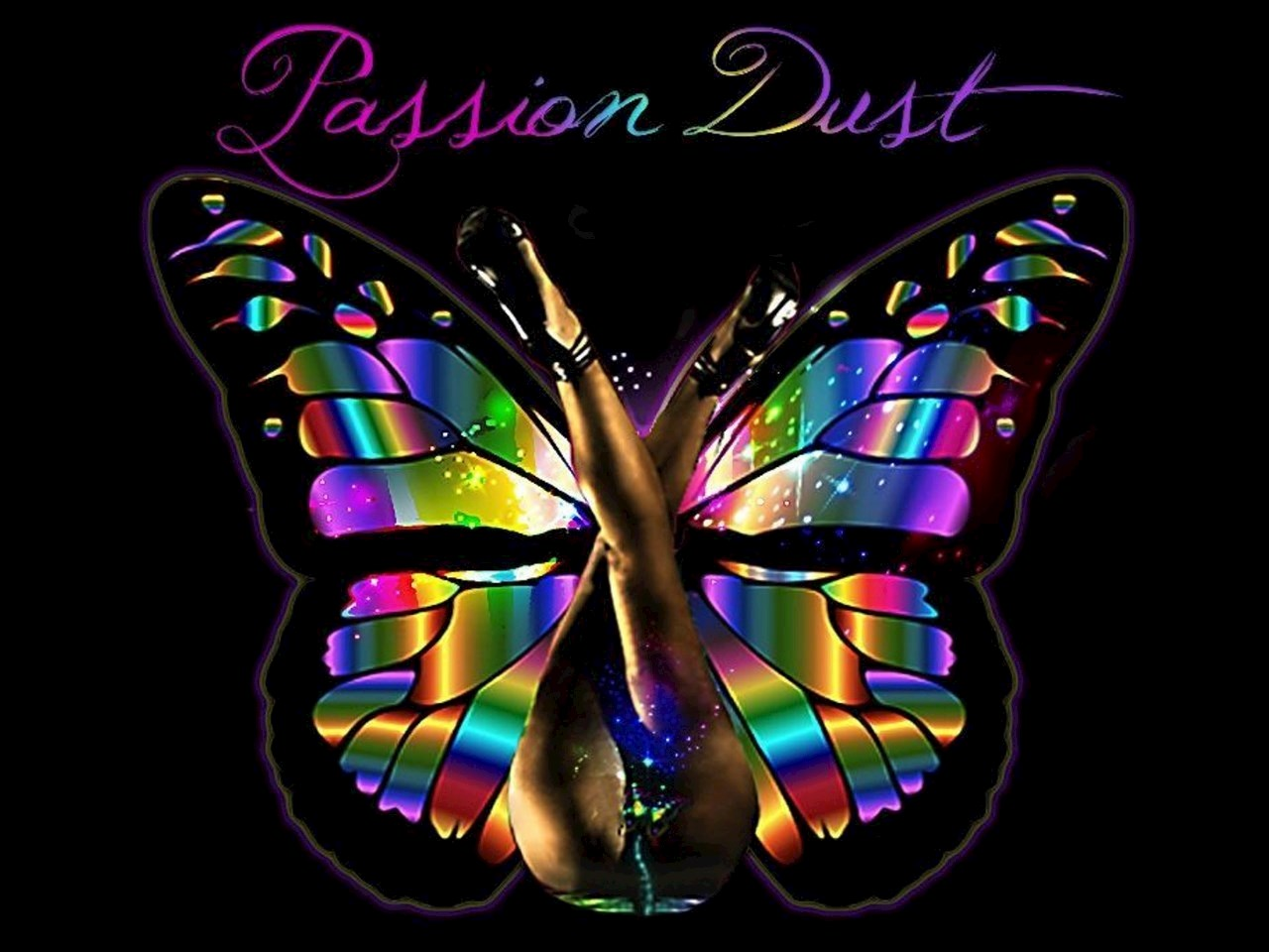 Passion Dust Intimacy Capsules are an adult novelty item